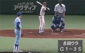 日本プロ野球の開幕戦の歴史的な...